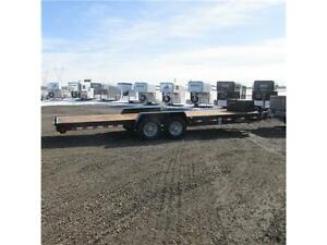 New 2015 C&B Straight Deck 24' Equipment HD Trailer Edmonton Edmonton Area image 7