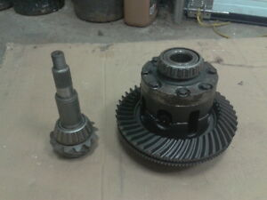 Dana 70 Power lock (posi) 3.54 gears