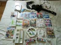 Wii plus loads of extras