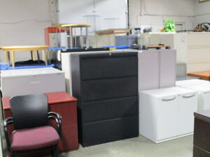 Over 300 File and Storage Cabinets in Stock