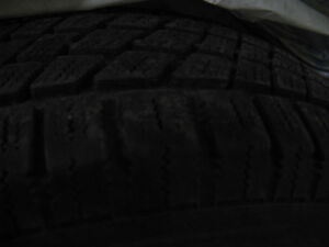"""Winter tires with rims 15"""""""