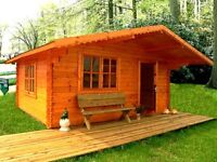 Summer house , green house , garden room , garden hoouse , men's cave