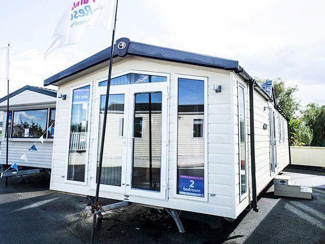 Holiday home/van for sale skegness