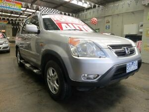 2002 Honda CR-V MY02 (4x4) Sport 4 Speed Automatic Wagon Mordialloc Kingston Area Preview