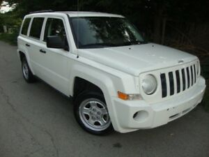 For parts Jeep Patriot