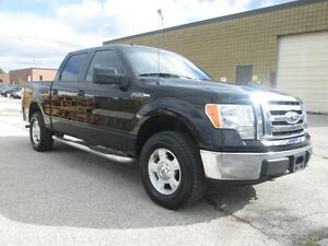 2009 Ford F-150 4X4 CREW CAB POWER GROUP!