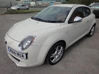 2014 Alfa Romeo Mito Distinctive JTDM-2 3door