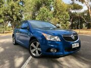 2014 Holden Cruze JH Series II MY14 Equipe Blue 6 Speed Sports Automatic Hatchback Elizabeth Playford Area Preview