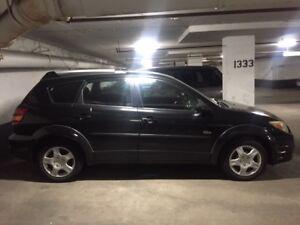 2005 Pontiac Vibe SUV, Crossover