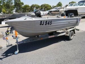 1993 Quintrex 380 Bass Laverton North Wyndham Area Preview