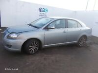 TOYOTA AVENSIS 1.8 VVTI 2004-2008 BREAKING FOR SPARES TEL 07814971951 HAVE FEW IN STOCK