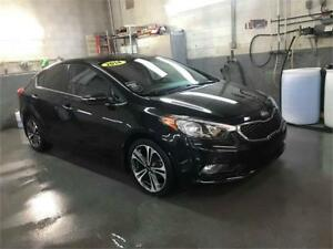 2014 Kia Forte EX*SUN ROOF*LOCAL TRADE*LOW KMS*