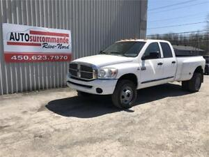 2009 Dodge Ram 3500 SLT CUMMINS -- GARANTIE 1 AN / 15 000 KMS -