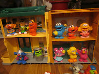 Sesame Street world