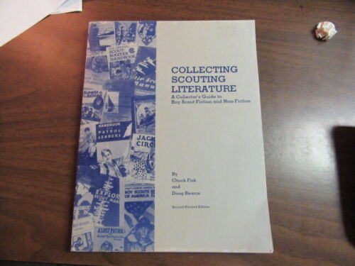 Collecting Scouting Literature by Fisk and Bearce, 2nd Edition      mb