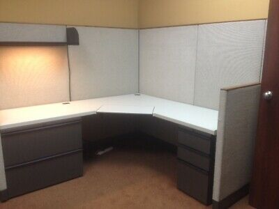 Knoll Office Cubicles Large Lot Over 40 Cubicles Plus Extras Studio Walls
