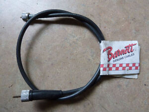 Ducati Bevel Twin Speedometer Cable