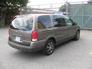 2005 Pontiac Montana SV6 Minivan $1,900