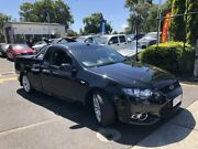 2012 Ford Falcon FG MkII XR6 Ute Super Cab Turbo Grey 6 Speed Sports Automatic Utility Seaford Frankston Area Preview