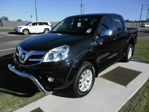 2015 Foton Tunland P201 Black 5 Speed Manual Utility Yamanto Ipswich City Preview