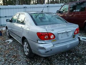 PARTING OUT !!!!!!!!!!!!2006 TOYOTA COROLLA CE London Ontario image 3
