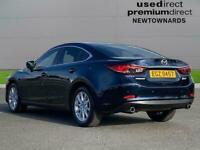 2017 Mazda 6 2.0 Se-L Nav 4Dr Saloon Petrol Manual