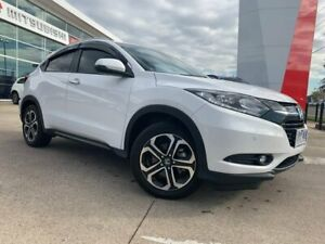 2018 Honda HR-V MY17 VTi-L White 1 Speed Constant Variable Hatchback Hoppers Crossing Wyndham Area Preview