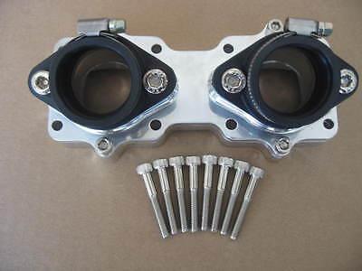 UPP Intake Manifold 34mm-35mm Carb Carburetor Yamaha Banshee YFZ350 YFZ 350