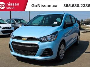 2016 Chevrolet SPARK VERY LOW KMS, INEXPENSIVE TO OPERATE!!
