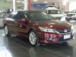 2014 Honda Accord 9th Gen MY14 VTi-L Red 5 Speed Sports Automatic Sedan Narre Warren Casey Area Preview