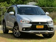 2017 Mitsubishi ASX XC MY17 LS 2WD Silver 6 Speed Constant Variable Wagon Strathalbyn Alexandrina Area Preview