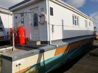 Converted MTB Houseboat - Elektra