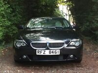 BMW 645Ci Coupe 4.4 V8