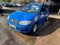 2004 Fiat Punto 1.2 Active 3dr HATCHBACK Petrol Manual