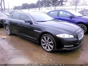 2011 Jaguar XJ Supercharged  Priced to sell
