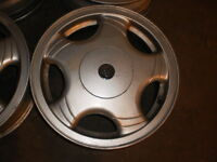 """Set of alloy rims for Mercury or Ford Focus Contour 15"""""""