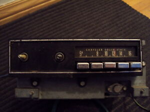Auto, Car, Cassette, 8 Track Player, Graphic Equalizer,Old Radio Strathcona County Edmonton Area image 5