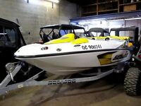 2007 SEA DOO SPEEDSTER SUPER CHARGE 255 HP