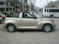 2005 Chrysler PT Cruiser cabriolet turbo Cabriolet