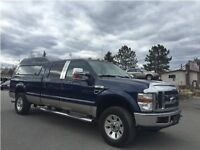 Ford Super Duty F-250 SRW XLT CREW 4X4 LONG BOX 2008