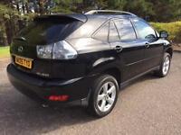 2005 05 LEXUS RX 3.0 300 SE-L 5D AUTO 202 BHP