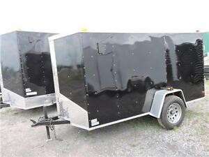 Remorque Fermée SG 5X10  Enclosed Trailer