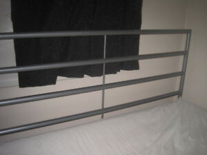 WANTED Ikea metal bed frame