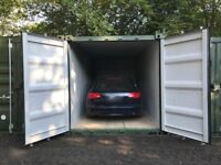 Car Storage - Lockable 20ft x 8ft brand new waterproof container