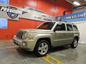 2010 Jeep Patriot Limited Low Monthly Financing For All Credit C