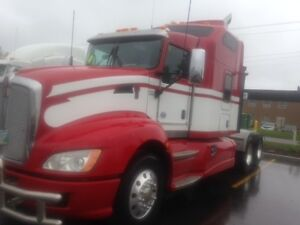 Call Syed 2014 Kenworth T660 72' high rise Double   bunk