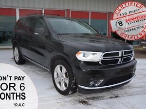 2015 Dodge Durango LIMITED, AWD, GREAT CONDITION, UNDER 30,000KM