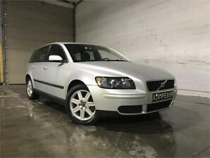 2006 Volvo V50 2,4 L, TOIT OUVRANT/CUIR/ECO/2 SET PNEU/BAS KILO