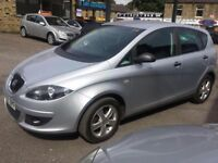 Seat altea reference sport, good clean car