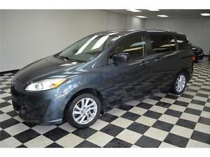 2012 Mazda 5 GS GS - 6 PASSENGER WAGON ** LOW KMS